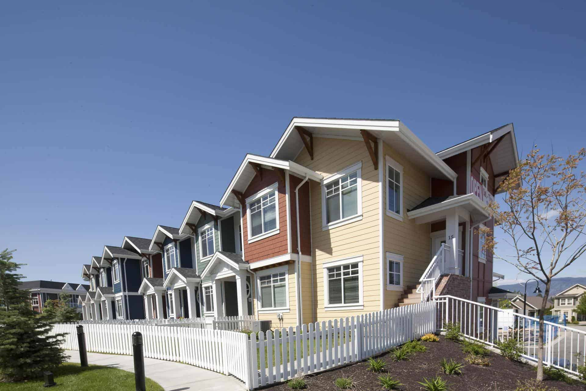Kettle Valley Townhomes